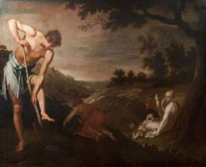 The First Labours of Adam and Eve by Alonso Cano